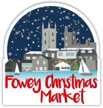 Fowey Christmas Market